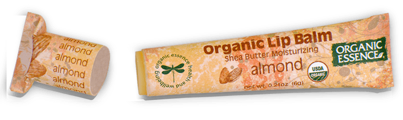 Organic Essence Almond Lip Balm
