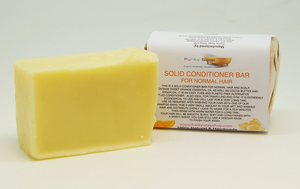 Solid Hair Conditioner For Normal Hair 95g