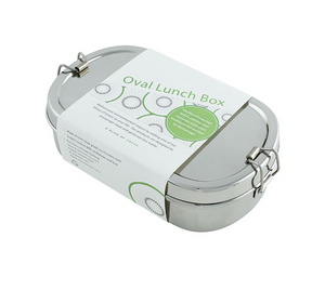 Oval Lunchbox With Mini Container