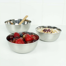 Round Stainless Steel Bowl - 11.5cm