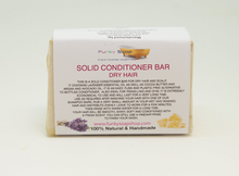 Solid Hair Conditioner For Dry Hair 95g