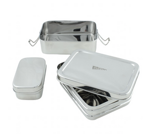 Two Tier Lunchbox With Mini Container