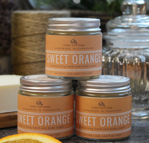 Sweet Orange Hand & Body Balm