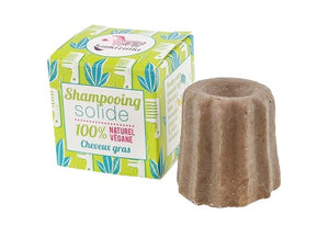 Solid Shampoo Bar For Oily Hair