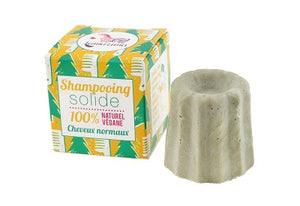 Solid Shampoo Bar For Normal Hair