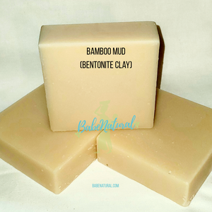 Natural Soap: Bamboo Mud