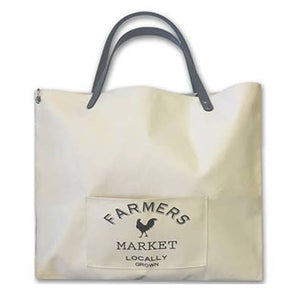 Farmers Market Pocket Tote