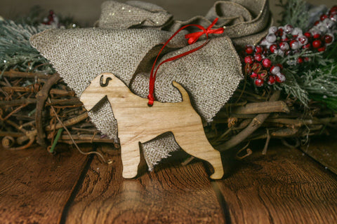 Welsh Terrier Ornament