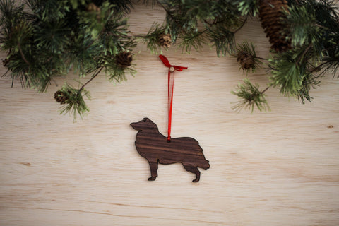 Collie (Rough Coat) Ornament