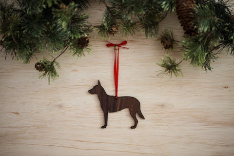 Belgian Malinois Ornament