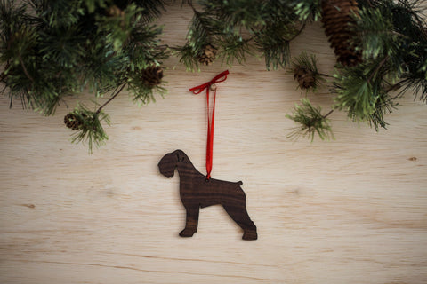 Giant Schnauzer Ornament