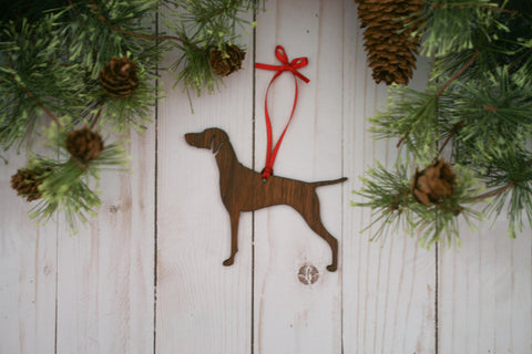 Vizsla Dog Ornament | Dog Ornaments