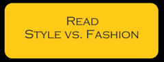 Read Style vs Fashion Blog Post by XOL Design #theoriginalcozy