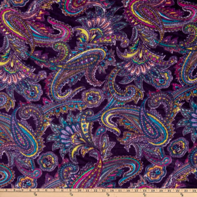 The Original Cozy - Radiant Purple Paisley