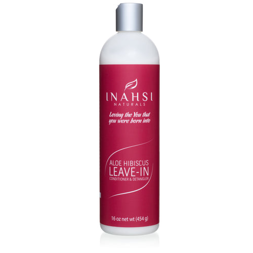 Aloe Hibiscus Leave-In Conditioner & Detangler 16oz