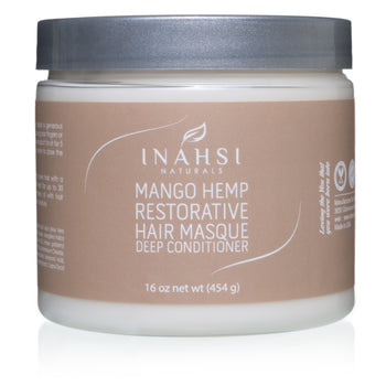 Mango Hemp Restorative Deep Conditioner 16oz