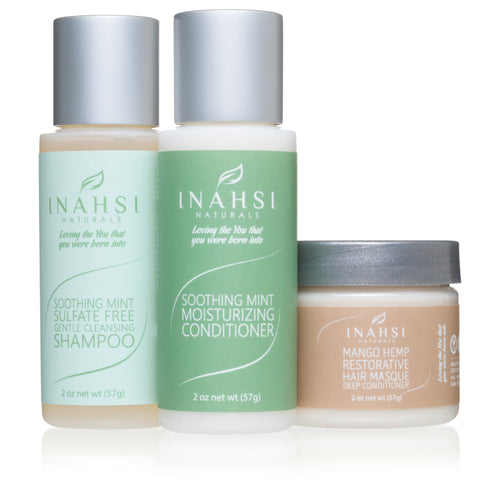 Wash Day Collection-Gentle Cleansing 2oz