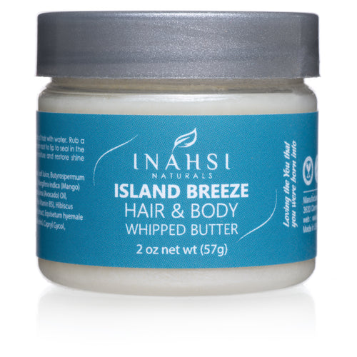 Island Breeze Hair & Body Whipped Butter 2oz