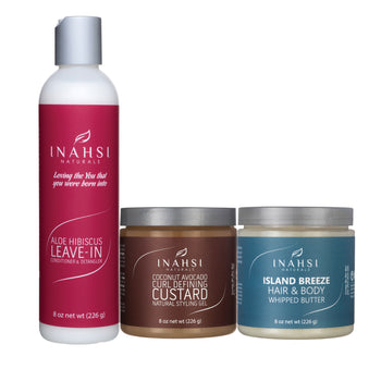Inahsi Moisturizing Curl Collection 8oz