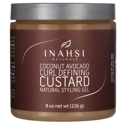 Coconut Avocado Curl Defining Custard 8oz