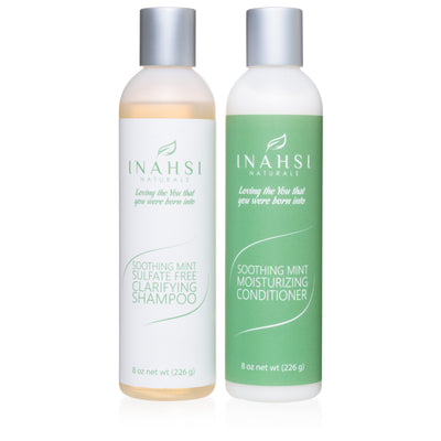 Clarifying Shampoo and Conditioner 8oz
