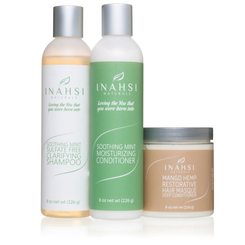 Wash Day Collection-Clarifying 8oz