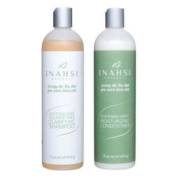 Clarifying Shampoo and Conditioner 16oz