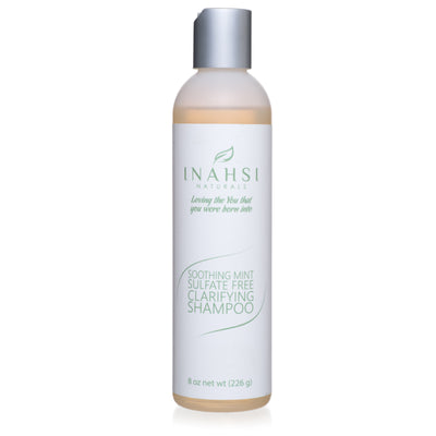 Soothing Mint Clarifying Shampoo 8oz