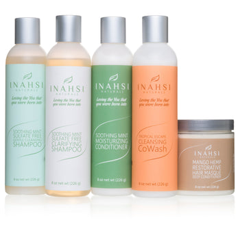 Deluxe Wash Day System 8oz