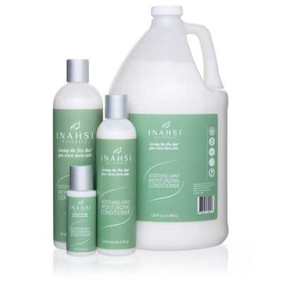 Soothing Mint Moisturizing Conditioner 64oz