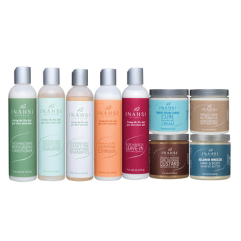 Inahsi Naturals I Want It All Collection 8oz