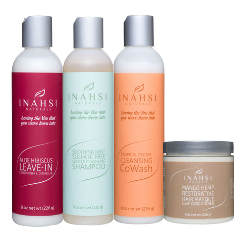 Inahsi Moisture Infusion Collection