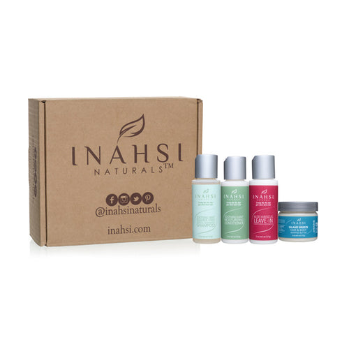 Inahsi Starter Kit-Gentle Cleansing 2oz