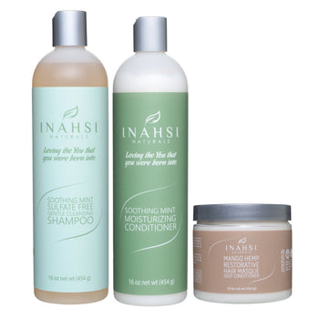Wash Day Collection-Gentle Cleansing 16oz