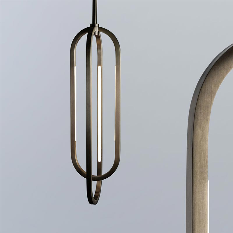 Boyd Lighting - Ovalo Pendant