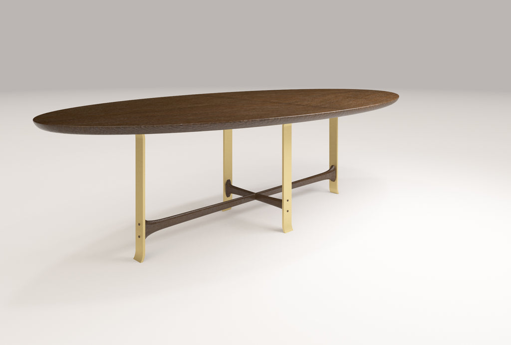 Marisa Oval Dining Table