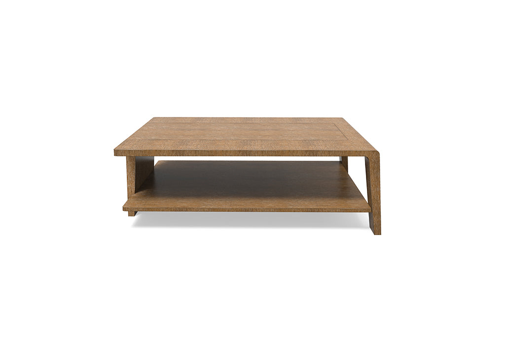 Remy Cocktail Table with Shelf