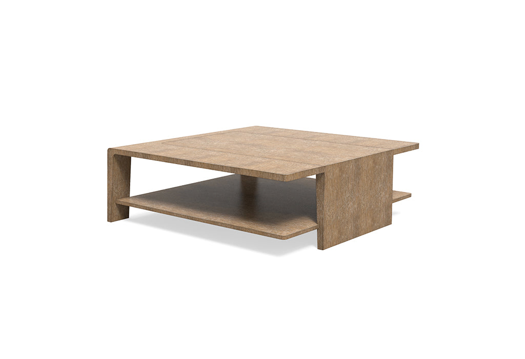 Remy Coffee Table with Shelf