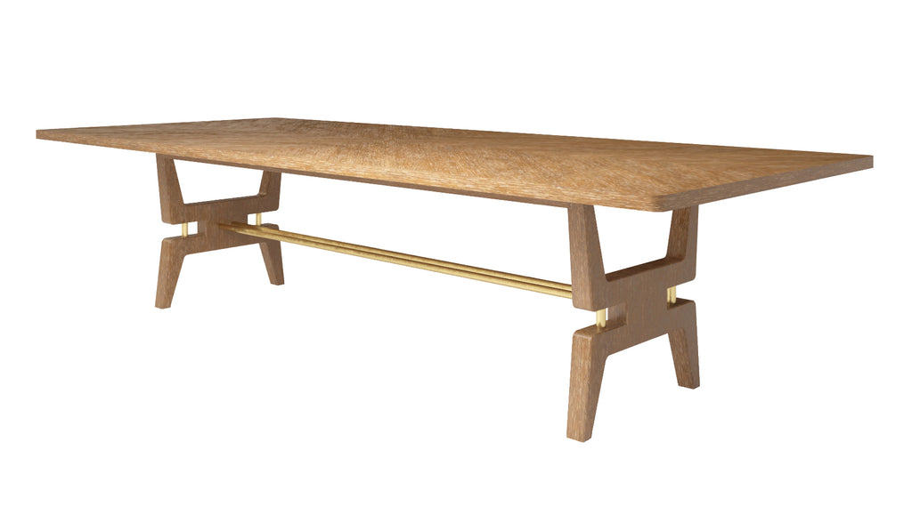 Turin Rectangular Dining Table