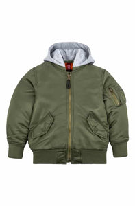 MA-1 Natus Flight Jacket