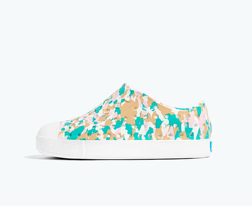 Jefferson Print - Shell White/Konpeito
