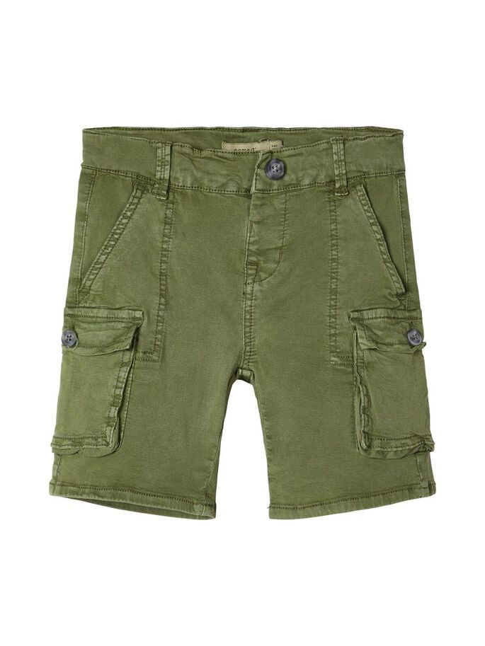 Baggy Fit Cargo Shorts