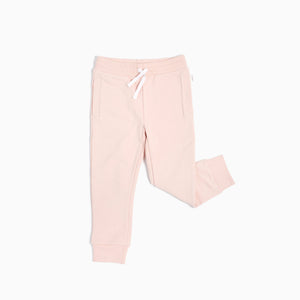 Miles Basic Joggers - Light Pink
