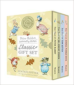 Peter Rabbits Classic Gift Set