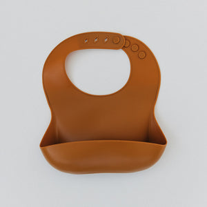 Silicone Bibs - 12 Colours