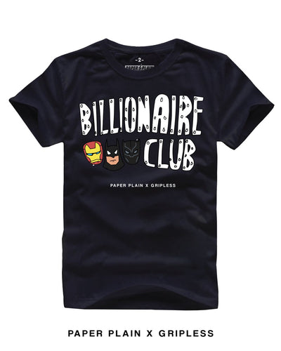 Billionaire Heros Club