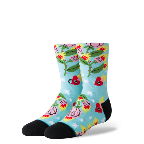 Kids Everyday Socks - Cavolo Floral