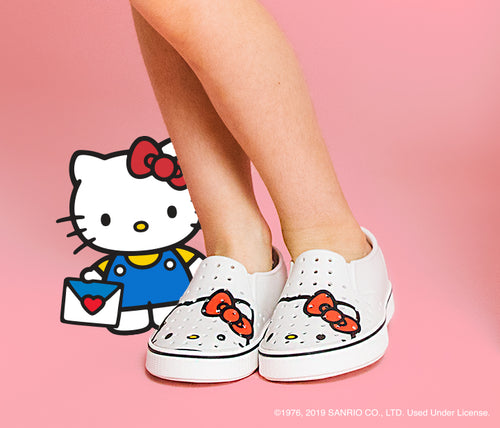 Miles Print - Hello Kitty