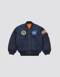 NASA Ma-1 Flight jJacket