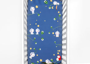 Magic Forest Crib Sheet